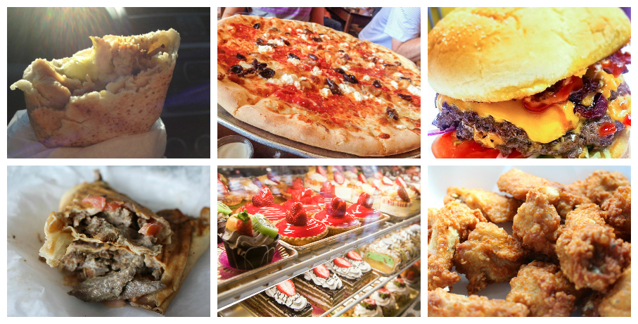 Where To Eat In Southeast Michigan And Halal Food At Isna 2014 Muslim Eater