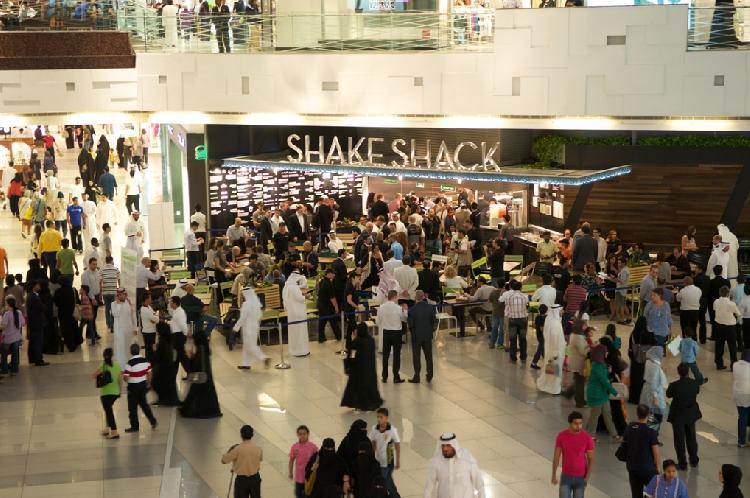 Shake Shack Dubai. [Photo: Dubib]