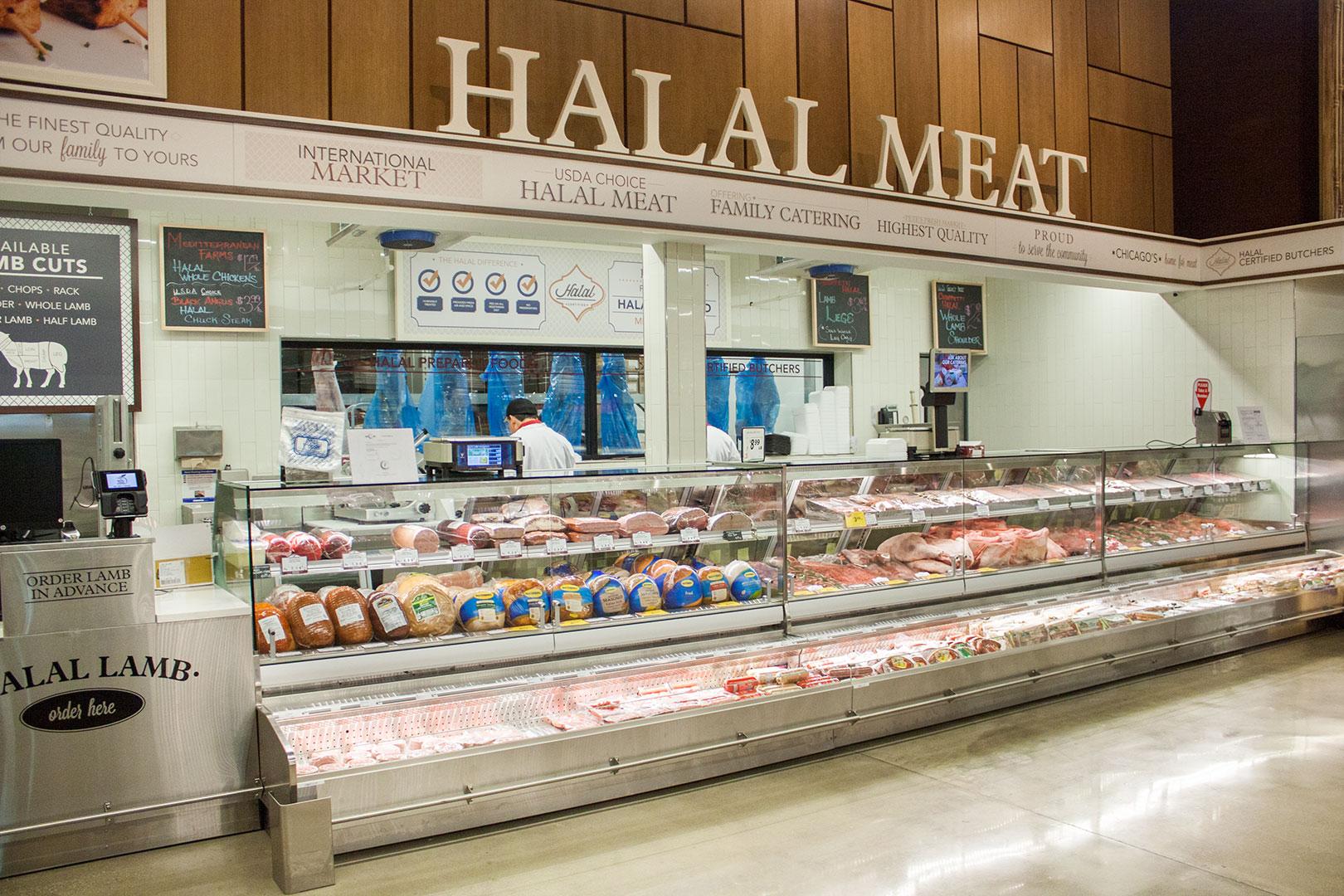 Pete S Fresh Market In Bridgeview Is A Halal Meat Shop