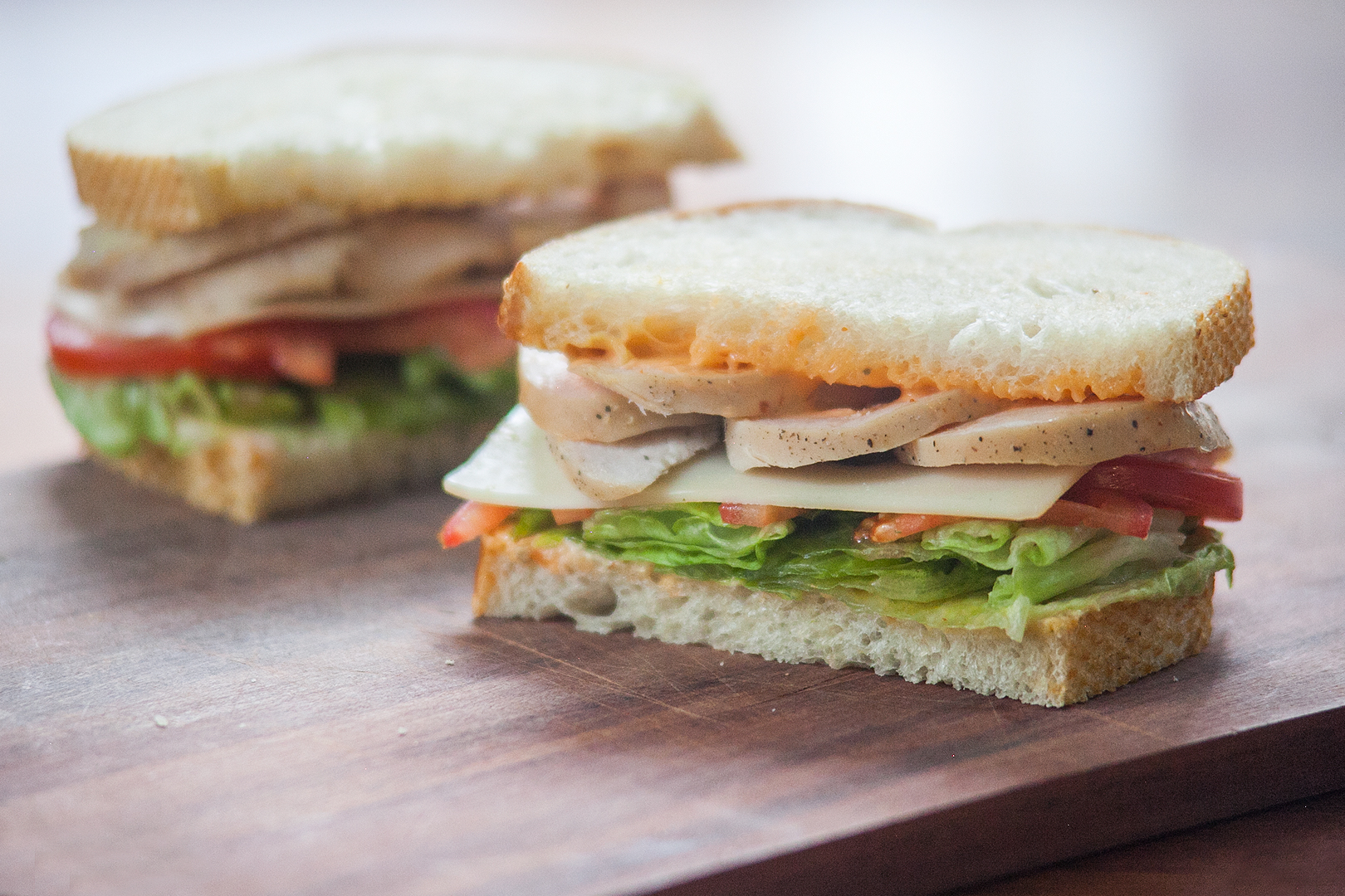 recipe turkey breast sandwich